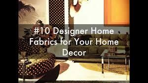 Home Decorating Fabrics 10 Decorating Tricks To Decor Your Living Room With Home Fabrics