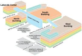 Floor Plans Chicago Mccormick Place Chicago Illinois