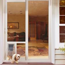 patio doors with dog door built in pet doors for glass doors dog doors and cat doors