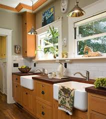kitchen sinks u0026 countertops go trendy or timeless arts