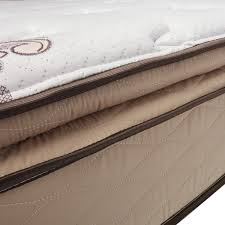 nuform quilted pillow top 11 inch short queen size rv foam