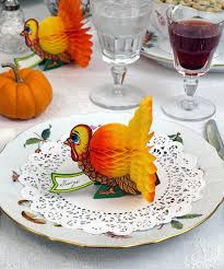 cabinets beautiful thanksgiving table decorations orange and