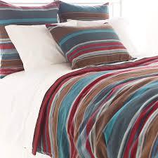 Duvet Insert Twin Chalet Stripe Duvet Cover The Outlet