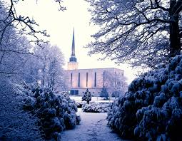 Lds Temples Map London England Temple In The Winter