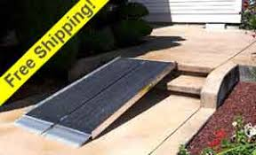portable ramps for wheelchairs handicapped ramps portable