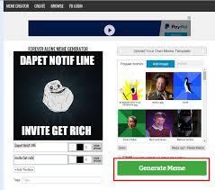 Cara Buat Meme - cara mudah membuat meme tanpa photoshop jalantikus com