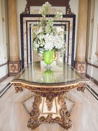 decor great empire foyer table entryway furniture design with