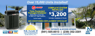 Air Conditioning Installation Estimate by Cape Coral Fl Air Conditioning Sales Installation Repair Service