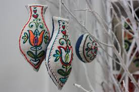 embroidered christmas embroidered christmas decorations from prints charming epheriell