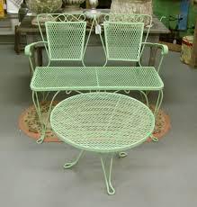 Rustoleum For Metal Patio Furniture - metal patio chairs design