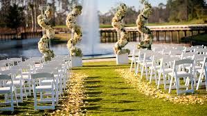 inexpensive wedding venues in orlando small outdoor wedding venues wedding outdoor venue decor