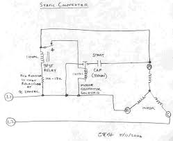 wiring diagram for rotary phase converter u2013 the wiring diagram