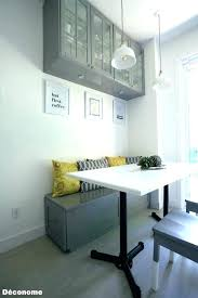bar a cuisine banquette haute bar the best option if you really want a banquette