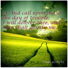 pill diaries psalm 50 kjv