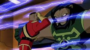 justice league unlimited justice league unlimited 2x02 unlimited the ties that bind watch