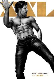 magic mike xxl behind the magic mike xxl character posters popsugar entertainment