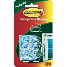 command clear outdoor light 16 pack 17017clr aw hook