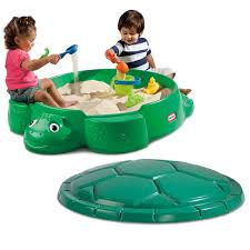 water table with cover astonishing kids u turtle sandbox with cover little tikes pict of