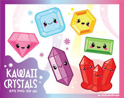 diamond clipart 30 off kawaii clipart gems clipart crystal clipart gemstone