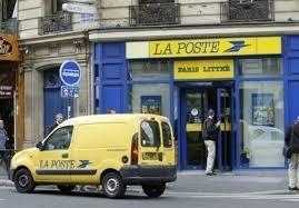 la poste bureau de poste la poste changement de statut ficelé libération