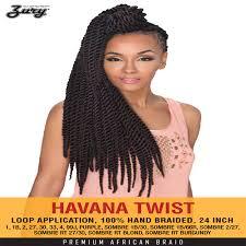 twisted sombre hair havana twist braid