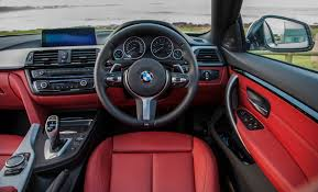 bmw 4 series gran coupe interior bmw 4 series gran coupe prices announced