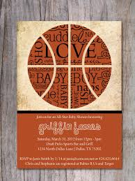 basketball baby shower items similar to basketball baby shower invitation on etsy