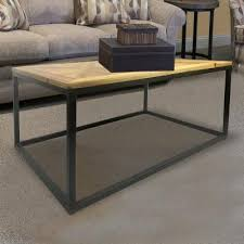 industrial square coffee table industrial square table collection in reclaimed wood furniture