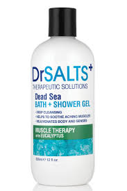 five of the best soothing muscle treatments times2 the times dead sea bath and shower gel 5 49 dr salts boots com they say helps to soothe aching muscles with dead sea salts that contain 21 different types of