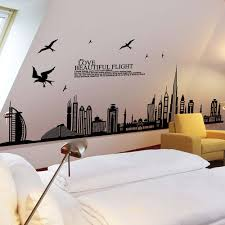 Wallpaper For Kids Room Popular City Sticker Buy Cheap City Sticker Lots From China City