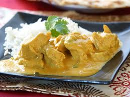 comment cuisiner du blanc de poulet blancs de poulet sauce moutarde et curry au thermomix cookomix