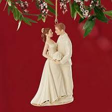 vintage lenox wedding promises porcelain and groom figurine