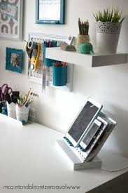 Organized Desks Best 25 Desk Organization Ideas On Pinterest Intended For