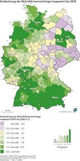 Immobilienpreise Zunehmende Polarisierung Der Immobilienpreise In Deutschland Bis 2030