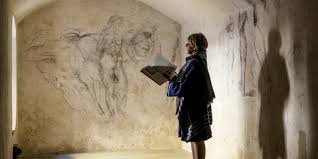 chambre secr鑼e secret room holds lost michelangelo artwork national geographic