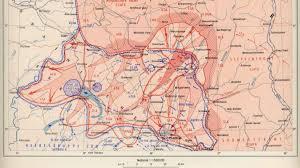 Battle Of Kursk Map Thema Anzeigen Operation Rumjanzew August 1943 Panzer Archiv