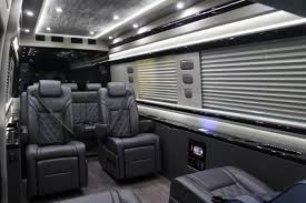 luxury minivan interior el kapitan van conversion mercedes sprinter van conversion