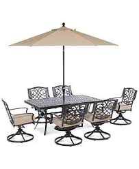 Macys Patio Dining Sets Park Gate Outdoor Dining Collection Created For Macy U0027s