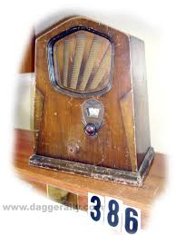 Crosley Radio Parts Antique Tube Radios Cathedral Image Display Gallery