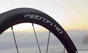 vision tech showcases metron 40 and metron 55 wheels cyclocross