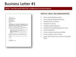 letter typing format letter format 2017