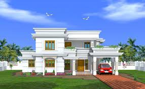 Two Storey Residential Floor Plan Plan Elevation Two Storey House Apartment Floor Plans Home