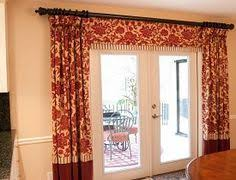 How To Hang Pottery Barn Curtains French Door Curtain Pottery Barn Home Furnishings Home Decor