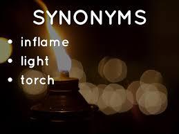 Light Synonyms Haiku Deck 1 By Kortney Mcclure