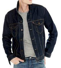 denim levi black jacket denmin levi jacket wrangler denim cotton