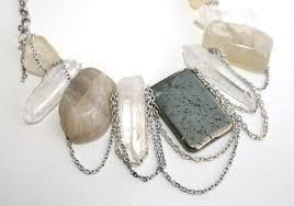 Handcrafted Handmade Semiprecious Gemstone Beaded Handcrafted Big Skies Jewellery