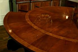 expanding circular dining table incredible expanding round dining room table ideas adorable