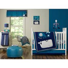 Blue And Brown Crib Bedding by Baby Crib Bedding Patterns Sears
