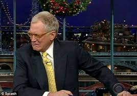 David Letterman Desk Late Night Wars Continue As David Letterman Mocks U0027regular Guy