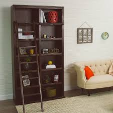 Narrow Bookcase Espresso by Small Bookcase With Doors Bookcases Baking Best Shower Collection